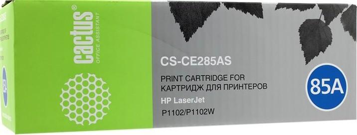 Картридж Cactus CS-CE285AS купить, сравнить цены и характеристики. Доставка по всей России.